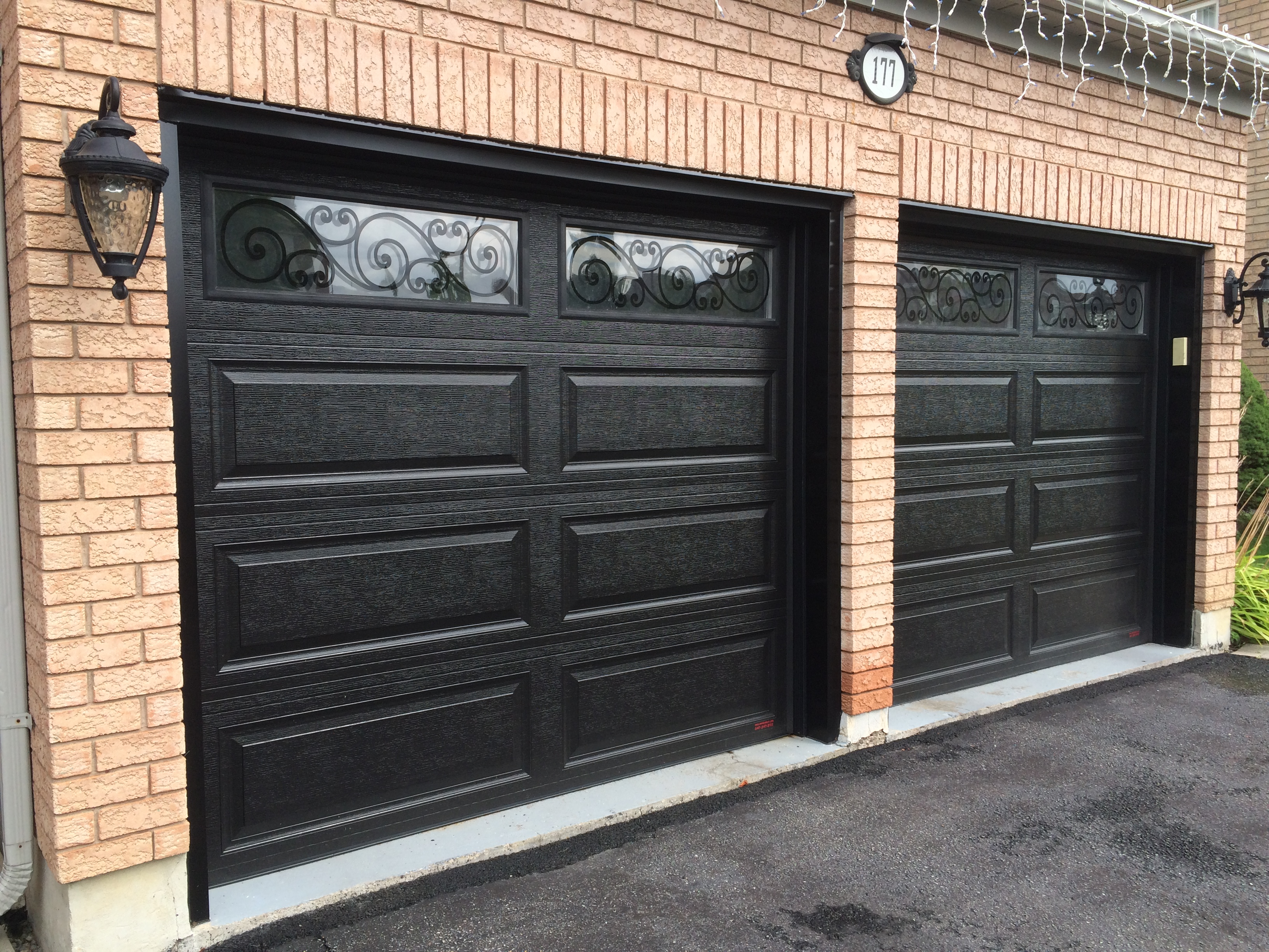 raynor garage full commercial metal suppliers size of glass doors door